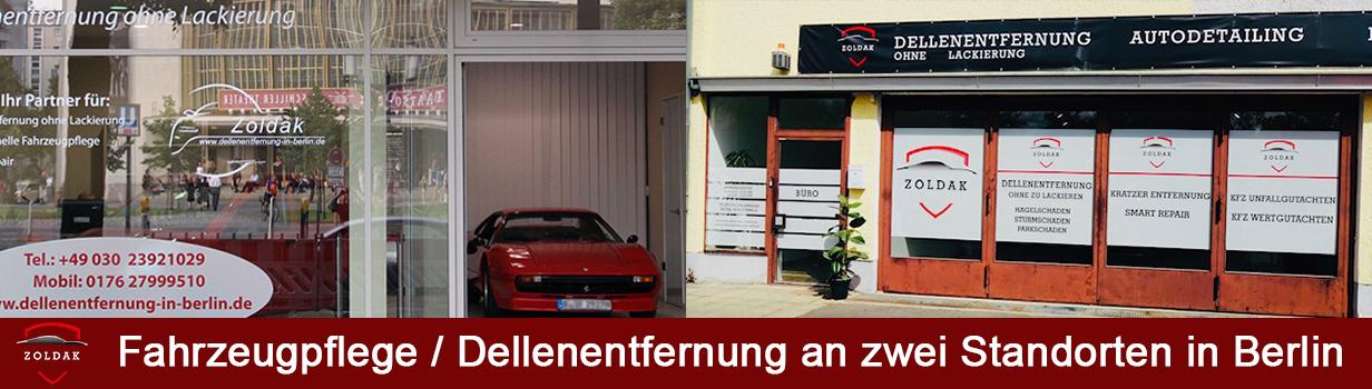 Fahrzeugpflege Charlottenburg Zehlendorf